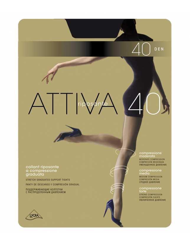 Kompressziós Omsa Attiva 40 den S-XL