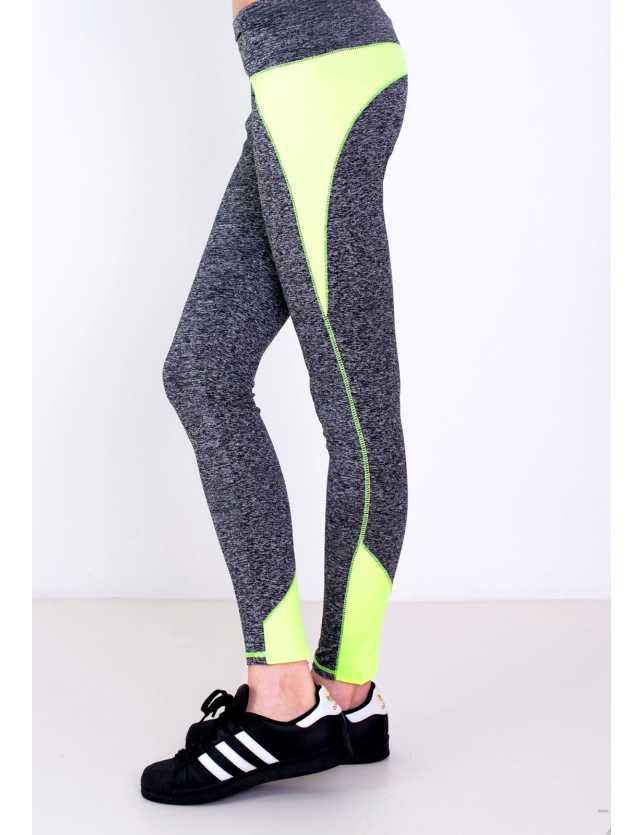 Női sport leggings 17175 Jogging Queen