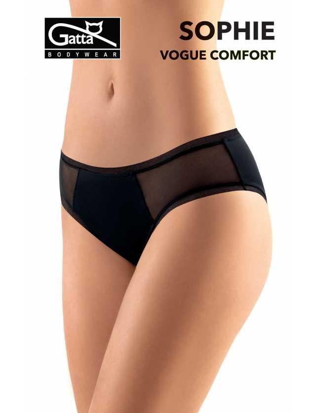Varrás nélküli, lézervágott bugyi Vogue Comfort 41619S Sophie