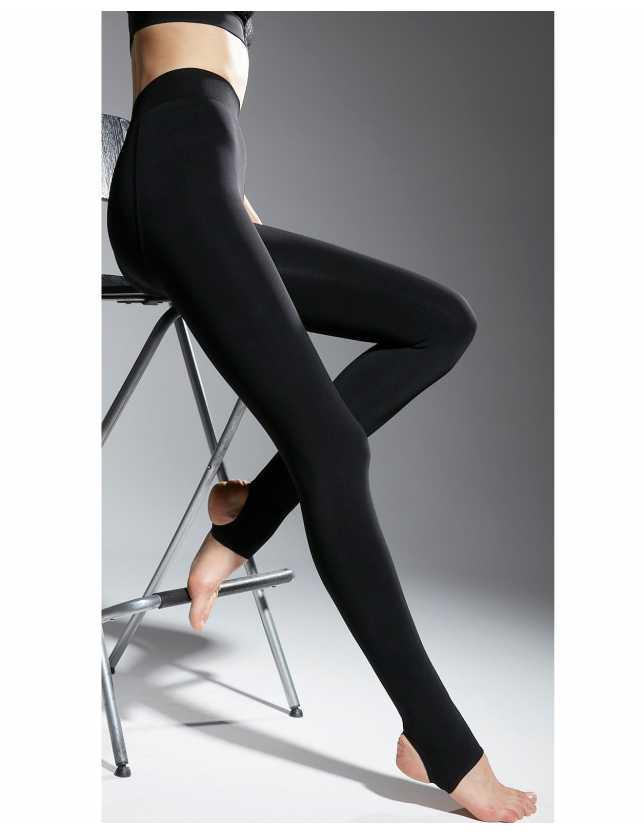 Meleg leggingsnadrág Velvet Touch 2-4 600 den