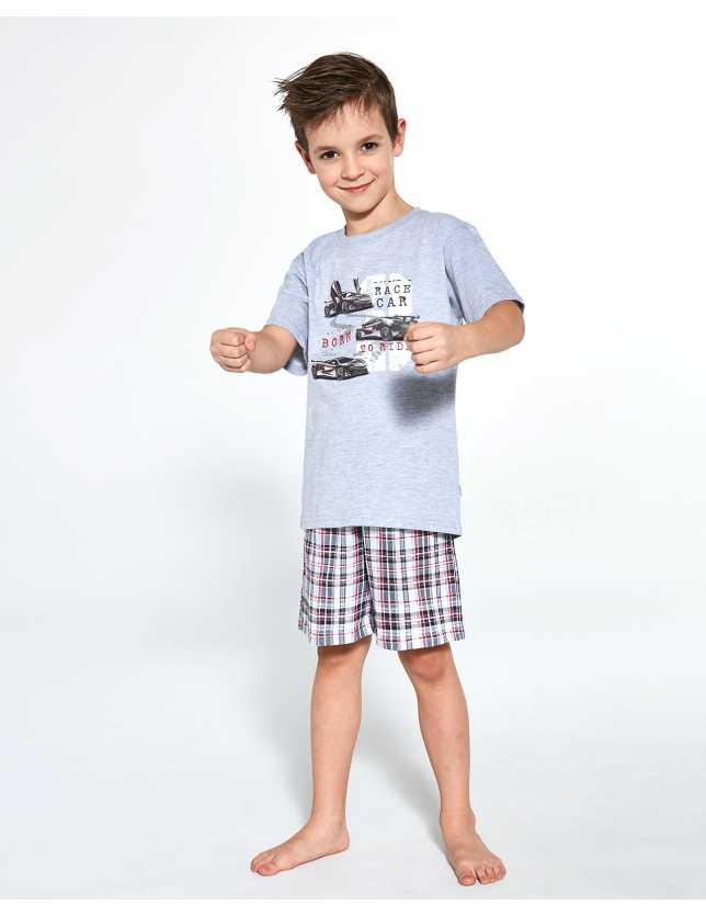 Piżama Cornette Kids Boy 789/97 Race Car kr/r 86-128