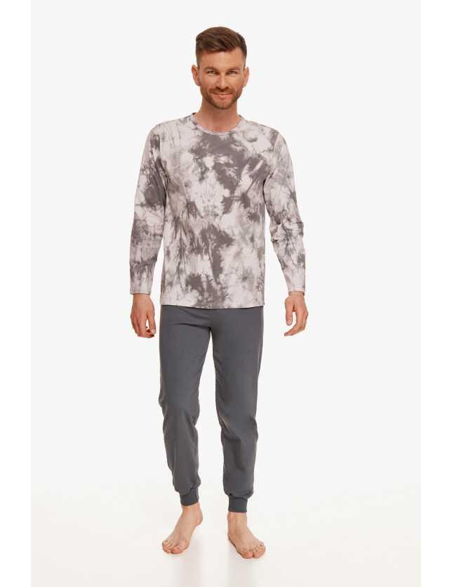 Batikolt férfi pizsama 2644 dl/r Greg L-2XL Z'22