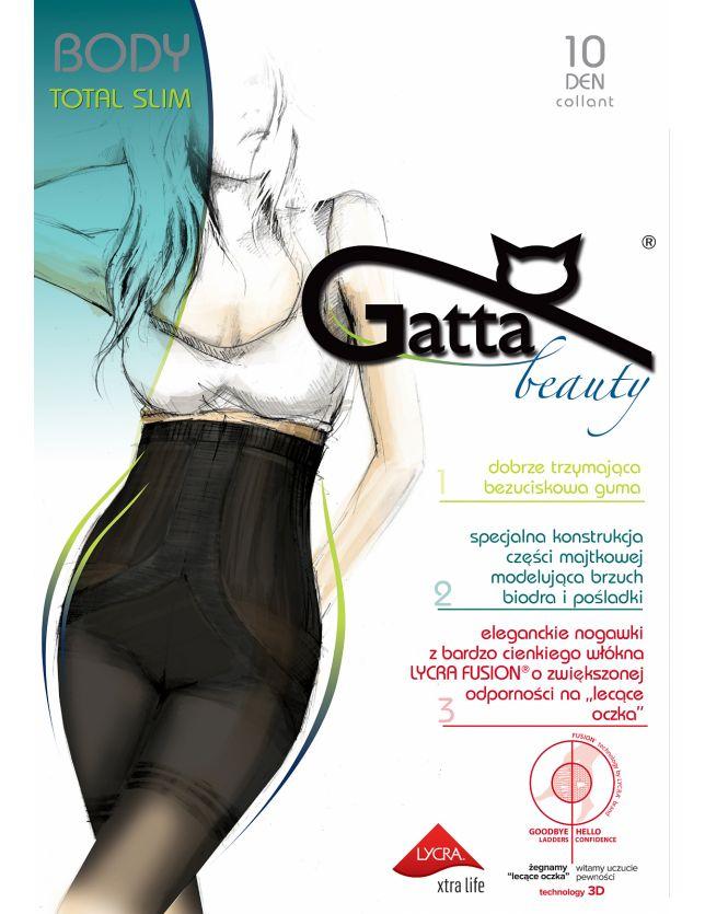 Gatta Body Totalslim Fusion kompresszios harisnya