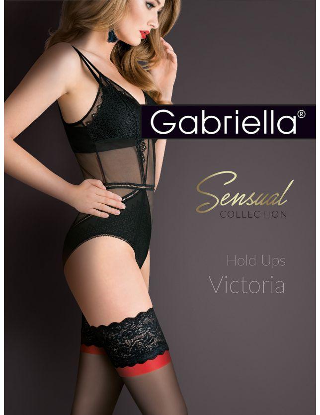 Gabriella Victoria combfix Hold Ups 474