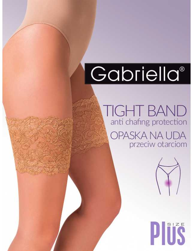 Combvédő csipke Gabriella Plus Size 509