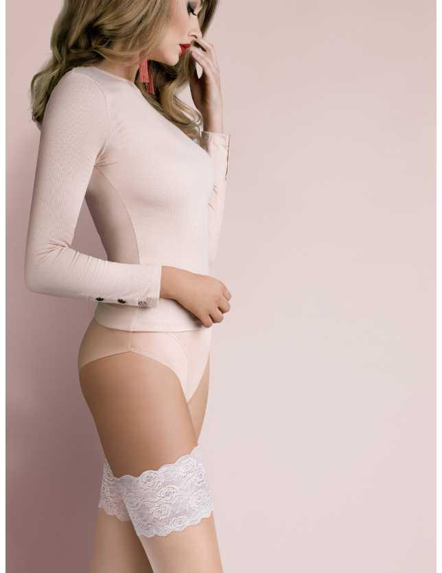 Gabriella Isabelle fehér combfix