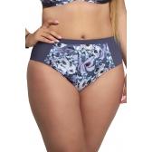 Bikini alsó midi Marsylia violet
