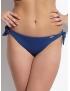 Beach kötős bikini alsó -jeans