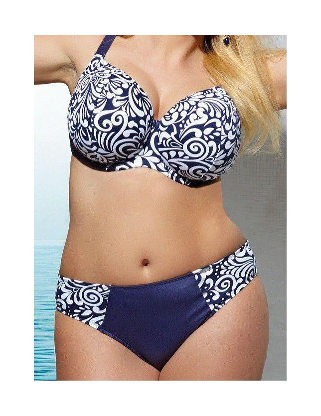 Finesya bélelt bikini felső