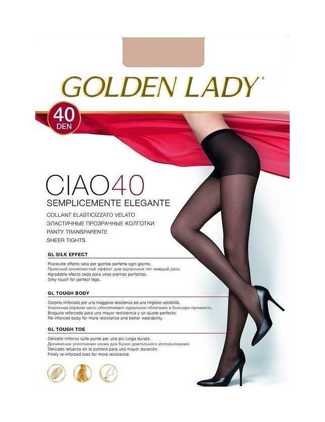 Harisnyanadrág Golden Lady Ciao 40 den