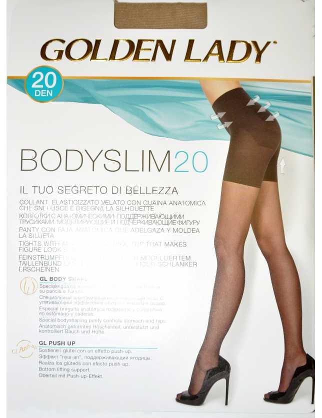 alakformáló harisnya Golden Lady Bodyslim 20 den