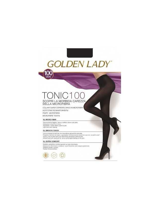 Vastag harisnyanadrág Golden Lady Tonic 100 den
