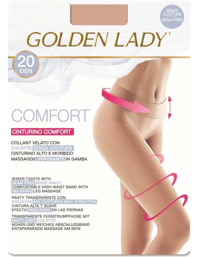 20 denes kompressziós harisnya Lady Comfort