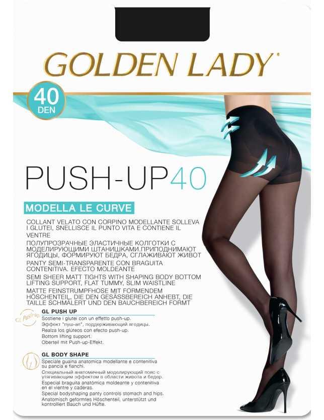 Push-up 40 denes harisnyanadrág