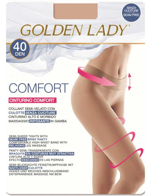 40 denes kompressziós harisnya Lady Comfort