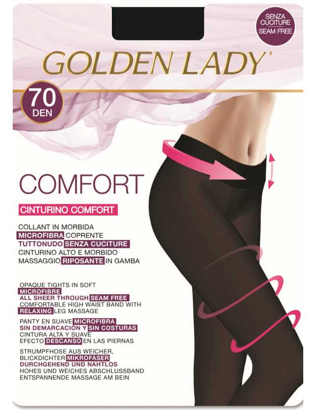 Kompressziós harisnyanadrág Lady Comfort 70 den
