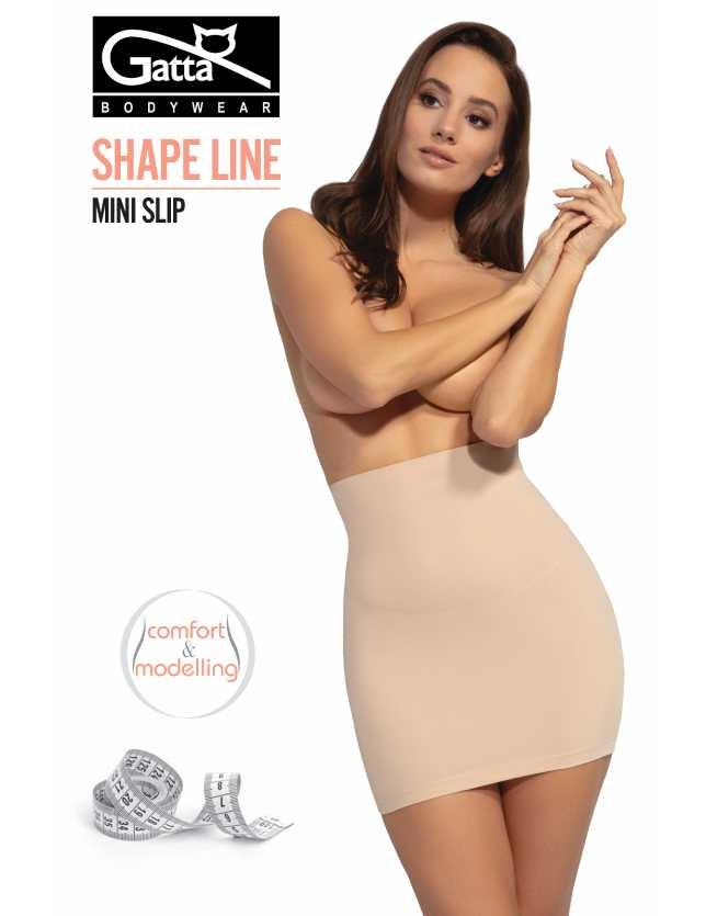 kformáló ruha Line Mini Slip 6735S