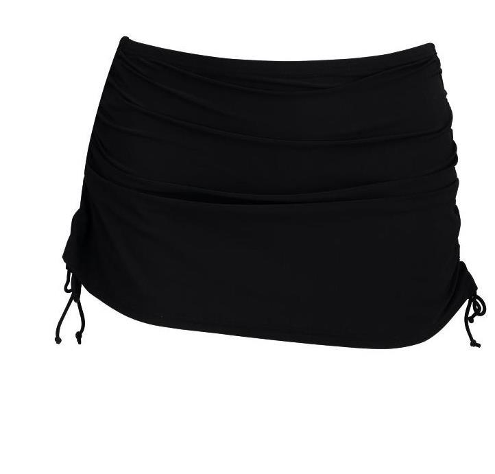 fekete szoknyás bikini alsó