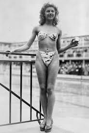 az első bikini 1946-ból